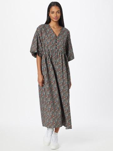 Rochie tip bluză 'Balia 9045' de la minimum pe negru
