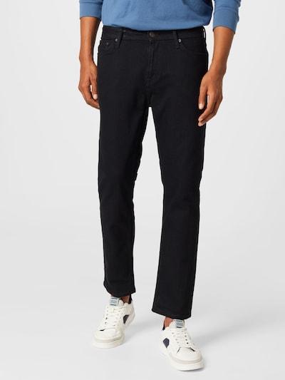 JACK & JONES Jeans in schwarz, Modelansicht