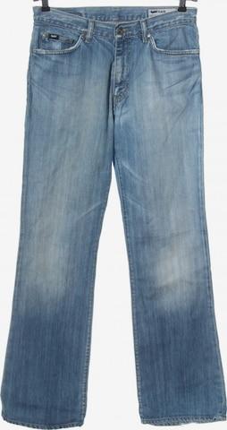 GAS Straight-Leg Jeans in 32-33 in Blau