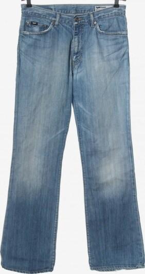GAS Straight-Leg Jeans in 33 in blau, Produktansicht