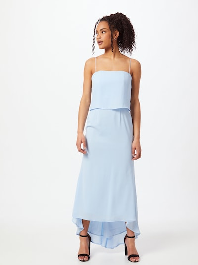 Jarlo Kleid 'CARINE' in hellblau, Modelansicht