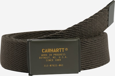 Carhartt WIP Remen 'Military' u maslinasta: Prednji pogled