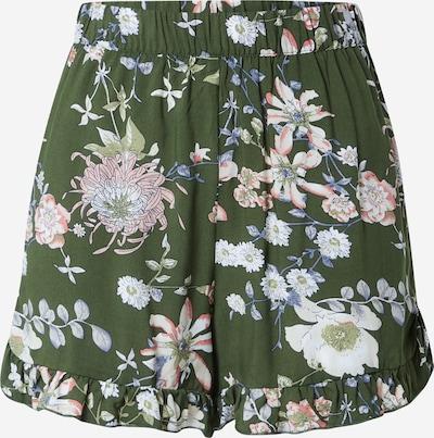 ONLY Trousers 'NOVA LIFE' in Light grey / Dark green / Dark purple / Light pink, Item view