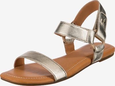 UGG Sandale in gold, Produktansicht
