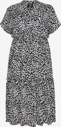 NO.1 by OX Kleid 'Karin' in schwarz / weiß, Produktansicht