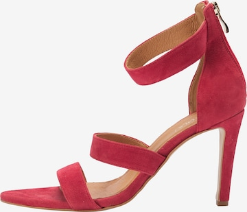 faina Sandale in Rot