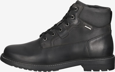 GEOX Lace-up boot in Black, Item view