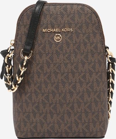 MICHAEL Michael Kors Τσάντα ώμου σε καφέ / σκούρο καφέ, Άποψη προϊόντος