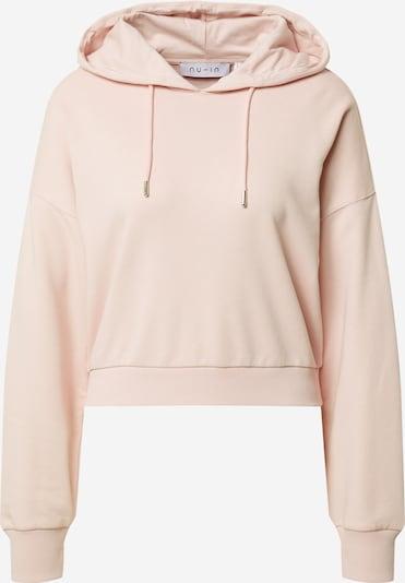 NU-IN Sweatshirt i lyserød, Produktvisning