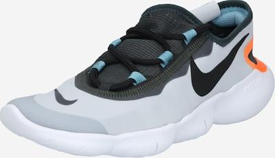 NIKE Chaussure de course 'Free Run 5.0' en bleu clair / gris clair / noir, Vue avec produit