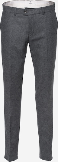BRAX Trousers with creases 'STYLE FELIX' in dark grey, Item view