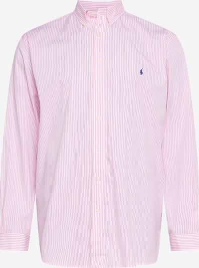 POLO RALPH LAUREN Košile - světle růžová / bílá, Produkt