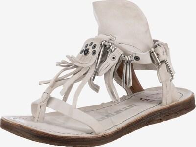 A.S.98 Sandale in weiß, Produktansicht