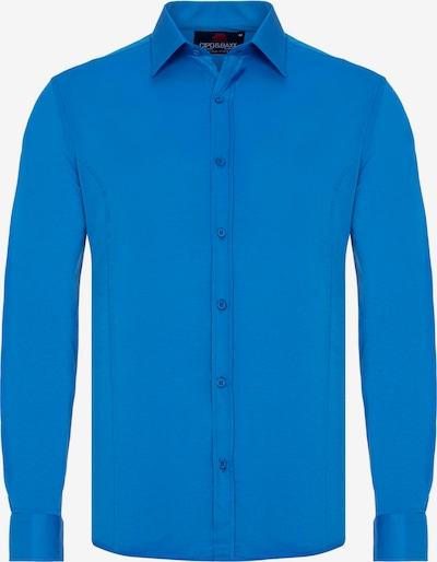 CIPO & BAXX Hemd in blau, Produktansicht