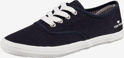 TOM TAILOR Sneaker in navy, Produktansicht