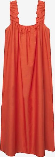 MANGO Ljetna haljina 'Delos' u narančasto crvena, Pregled proizvoda