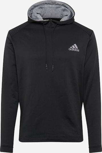 adidas Golf Sportski pulover u siva / crna, Pregled proizvoda