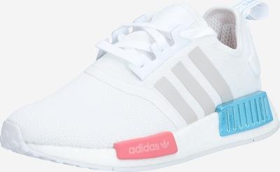 ADIDAS ORIGINALS Sneaker 'NMD_R1' in blau / pink / weiß, Produktansicht
