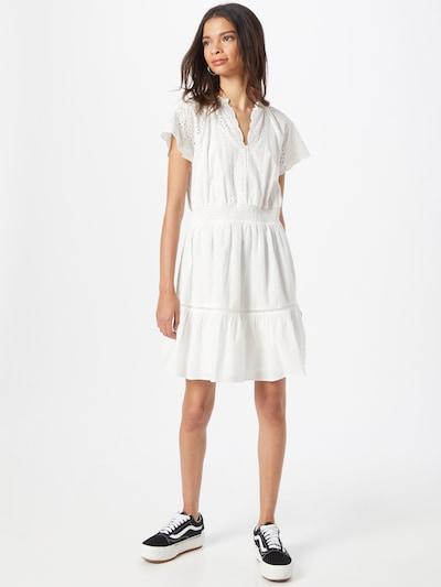 VERO MODA Kleid 'Philippa' in weiß, Modelansicht