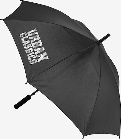 Urban Classics Regenschirm in schwarz, Produktansicht