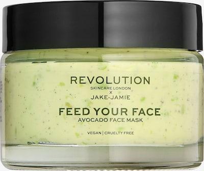 Revolution Skincare Maske 'Feed Your Face' in weiß, Produktansicht