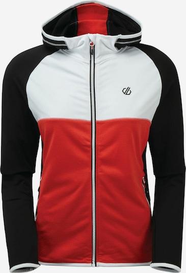 DARE 2B Jacke 'Courteous II Powerstretch' in rot / schwarz / weiß, Produktansicht