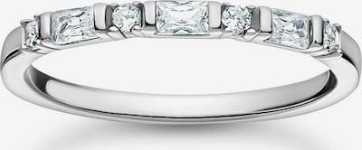 Thomas Sabo Ring in Silver / Transparent, Item view
