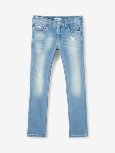 NAME IT Jeans 'Robin' i blå denim, Produktvy