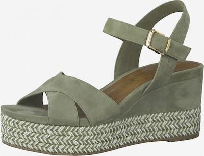 TAMARIS Sandale in pastellgrün, Produktansicht