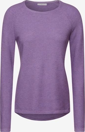 CECIL Pullover in lilameliert, Produktansicht