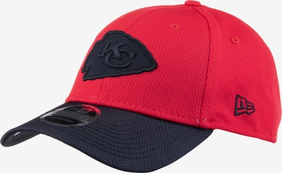 NEW ERA Cap '9forty Kansas City Chiefs' in rot / schwarz, Produktansicht
