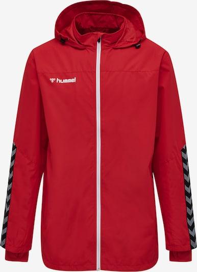 Hummel Jacke in rot, Produktansicht