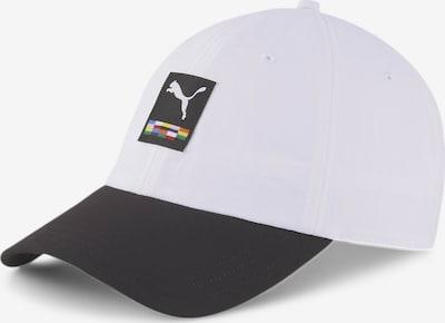 PUMA Cap in schwarz / weiß, Produktansicht