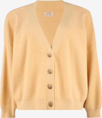 Cotton On Curve Neuletakki 'CHLOE' värissä aprikoosi, Tuotenäkymä