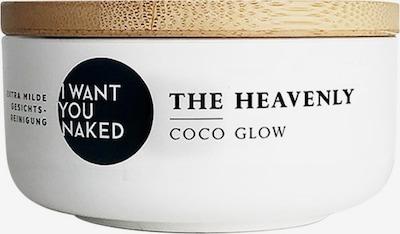 I Want You Naked Gesichtsreinigung 'Heavenly Glow' in weiß, Produktansicht