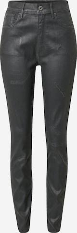 Jeans 'Kafey' de la G-Star RAW pe negru