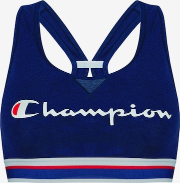Champion Authentic Athletic Apparel Sports Bra 'Authentic' in Blue