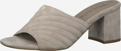 TAMARIS Pantolette in hellgrau, Produktansicht