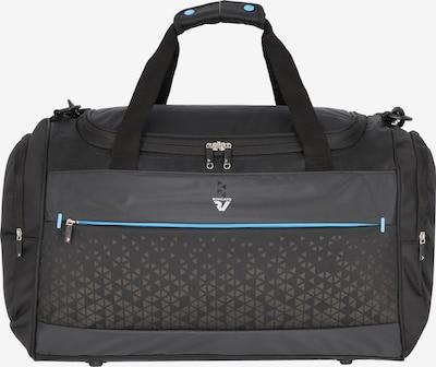 Roncato Weekender 'Crosslite' in blau / dunkelgrau / schwarz, Produktansicht