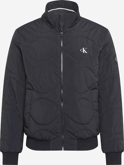 Calvin Klein Välikausitakki värissä musta / valkoinen, Tuotenäkymä