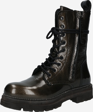 REPLAY Ankle Boots 'DARKSTAR' in Brown