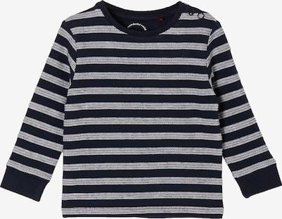 s.Oliver T-Shirt langarm in dunkelblau, Produktansicht
