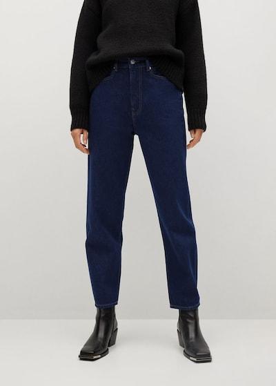 Jeans 'Rachel' MANGO pe albastru închis, Vizualizare model
