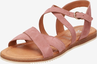 SIOUX Sandale 'Ingalisa-701' in pink, Produktansicht