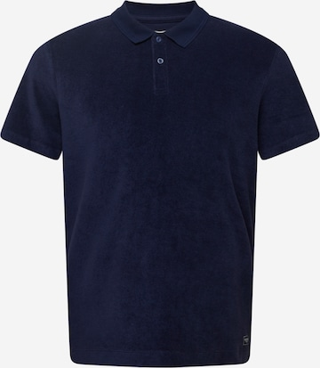 TOM TAILOR Shirt in Blue