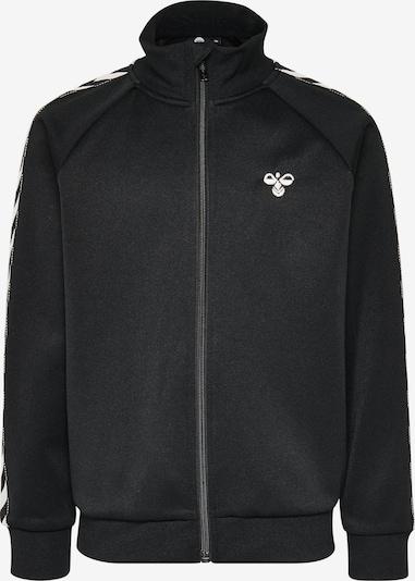 Hummel Athletic Jacket in Black / White, Item view