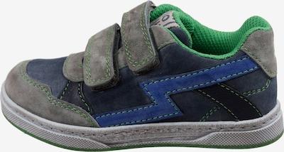Pio Sneaker in blau / navy / grau / grün, Produktansicht