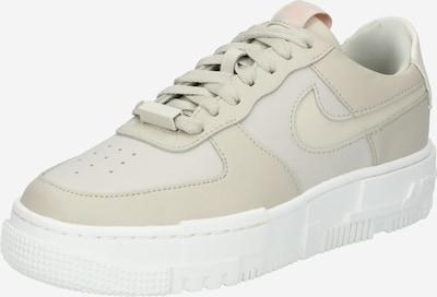 Nike Sportswear Sneaker 'Air Force 1 Pixel' in kitt / sand, Produktansicht