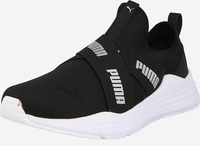 PUMA Slip On tenisice u crna / bijela, Pregled proizvoda