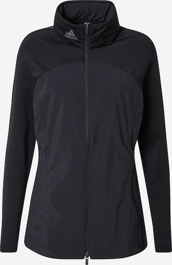 adidas Golf Athletic Jacket in Black, Item view